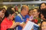 Nỗ lực bảo đảm an ninh an toàn cho các cổ động viên Việt Nam