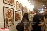 Возрождение традиционных народных картин