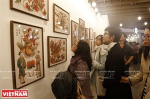 Revival of traditional folk paintings
