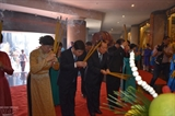 В Хошимине состоялся обряд приношения круглых рисовых пирогов королям Хунгам