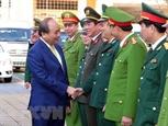Thủ tướng Nguyễn Xuân Phúc xông đất chúc Tết tại Đà Nẵng