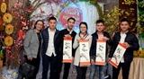 Вьетнамские студенты по всему миру встречают Тэт Желтой Собаки 2018
