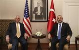 Тиллерсон: США и Турция обсуждали последствия приобретения систем С-400 у России