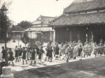 Nghi lễ Tết nguyên đán trong các cung đình Việt Nam xưa