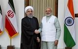 Ấn Độ Iran ký nhiều thỏa thuận hợp tác tăng cường quan hệ