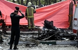 В результате авиакатастрофы на юге Ирана выживших нет