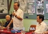 Чыонг Хоа Бинь принял участие во встрече революционеров находившихся в тюрьмах врага