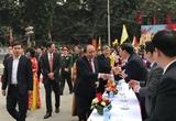 Разнообразные мероприятия посвященные 229-й годовщине победы под Нгокхой-Донгда