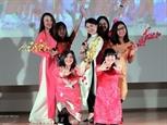 Sinh viên Việt Nam mang Tết Việt tới Nga