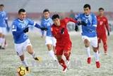 Японские СМИ высоко оценили вьетнамский футбол
