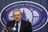 Nga cấm các quan sát viên bầu cử của Mỹ
