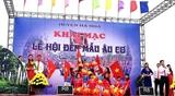 В Футхо прошел фестиваль в храме Праматери Ауко