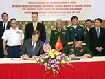 Hoa Kỳ mong muốn tăng cường hợp tác quốc phòng với Việt Nam