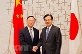 Cố vấn An ninh quốc gia Nhật Bản Shotaro Yachi thăm Trung Quốc