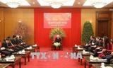 Нгуен Фу Чонг принял послов и временных поверенных в делах стран АСЕАН