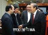 Чыонг Хоа Бинь поздравил врачей Ханойской центральной челюстно-лицевой больницы