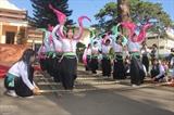 Более 100 мастеров приняли участие в весеннем празднике народностей провинции Зялай