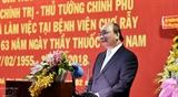 Премьер-министр Вьетнама поздравил работников сферы здравоохранения по случаю Дня вьетнамского врача