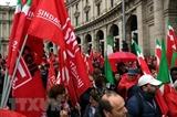 20.000 người dân Italy tuần hành chống tư tưởng phátxít mới