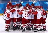 Российские хоккеисты победили Германию в овертайме и выиграли Олимпиаду 2018