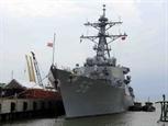 Đoàn ba tàu Hải quân Hoa Kỳ đến thăm thành phố Đà Nẵng