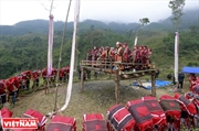 Mysterious rituals of the Red Dao