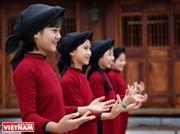 ベトナムの東北部地方フート省の伝統歌謡「ハット・ソアン(Hat xoan)」