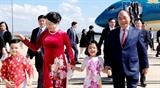 Премьер-министр Вьетнама начал официальный визит в Австралию