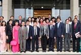 Chủ tịch Quốc hội tiếp các đại biểu Hiệp hội Doanh nghiệp nhỏ và vừa