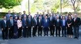 Премьер-министр Вьетнама посетил Австралийский государственный университет