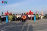 Во Вьетнаме почтили память воинов павших на рифе Гакма