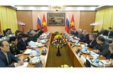 Делегация ФАНО России осмотрела климатическую испытательную станцию Хоа Лак