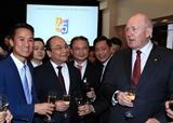 Kỷ niệm 45 năm thiết lập quan hệ ngoại giao Australia-Việt Nam