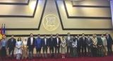 ASEAN tăng cường kết nối và phát triển cơ sở hạ tầng bền vững