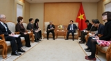 Вьетнам создает благоприятные условия японским предприятиям для ведения бизнеса