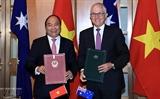 Совместная декларация об установлении стратегического партнёрства между Вьетнамом и Австралией