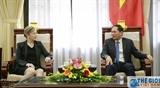 Вьетнам и Финляндия активизируют экономическое сотрудничество