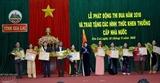 В провинции Зялай прошла церемония развертывания патриотических соревнований