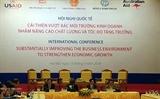 Непрерывно улучшается бизнес-климат и конкурентоспособность Вьетнама
