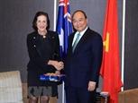 នាយករដ្ឋមន្ត្រី លោក Nguyen Xuan Phuc ទទួលជួបបណ្តាថ្នាក់ដឹកនាំរដ្ឋ New South Wales
