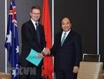Нгуен Суан Фук принял руководителей авcтралийских компаний инвестирущих во Вьетнам