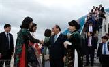 Австралийские СМИ осветили визит Нгуен Суан Фука в эту страну