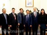 St. Petersburg sẫn sàng chia sẻ kinh nghiệm với các đối tác Việt Nam