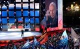 Президенты Казахстана и Азербайджана поздравили Путина с победой на выборах президента РФ