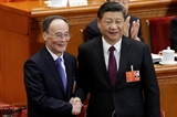 Руководители Вьетнама поздравили руководство Китая с избранием на новый срок