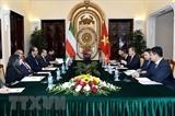 3-е политические консультации между Вьетнамом и Кувейтом