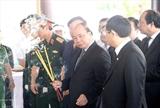 Во Вьетнаме продолжается прощание с экс-премьером страны Фан Ван Кхаем