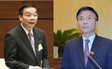 В Ханое состоялись депутатские запросы министру юстиции и министру науки и технологий Вьетнама