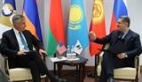 Председатель Коллегии ЕЭК встретился с Послом США в России