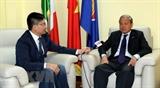 Вьетнамско-итальянские отношения находятся на самом хорошем этапе своего развития